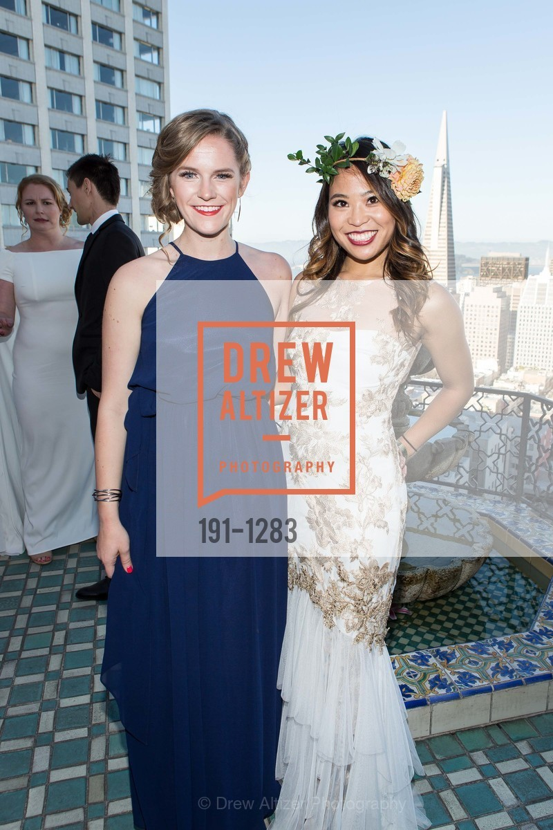 Beth Windheuser, Rachel Tsao, Spinsters of San Francisco Annual Ball 2016, US, June 25th, 2016