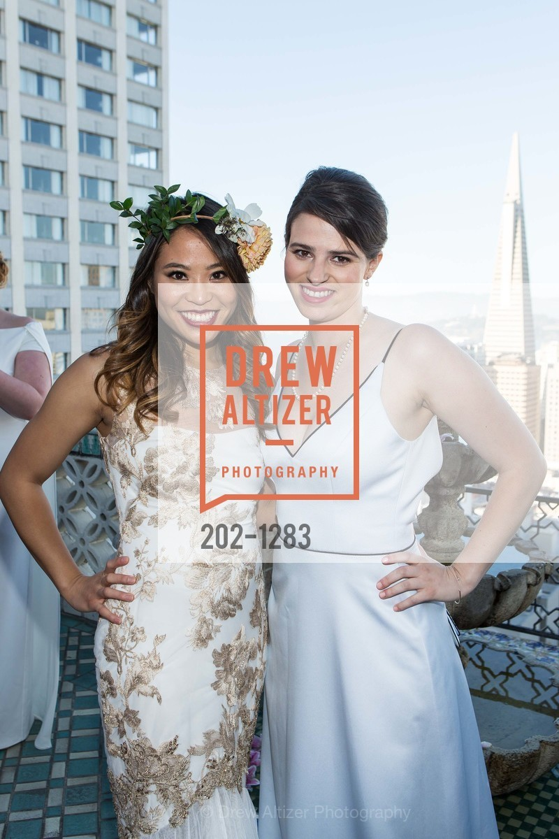 Rachel Tsao, Bailey Douglass, Spinsters of San Francisco Annual Ball 2016, US, June 25th, 2016