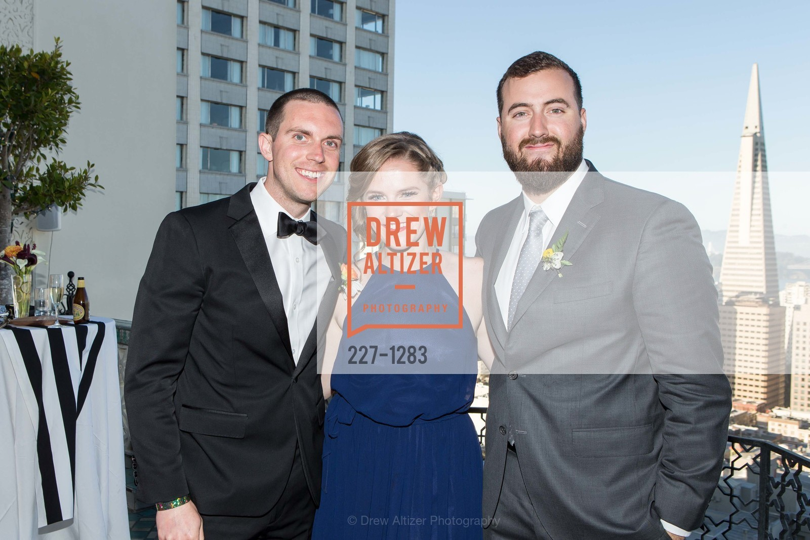 Riley Underwood, Beth Windheuser, Kevin John, Spinsters of San Francisco Annual Ball 2016, US, June 25th, 2016