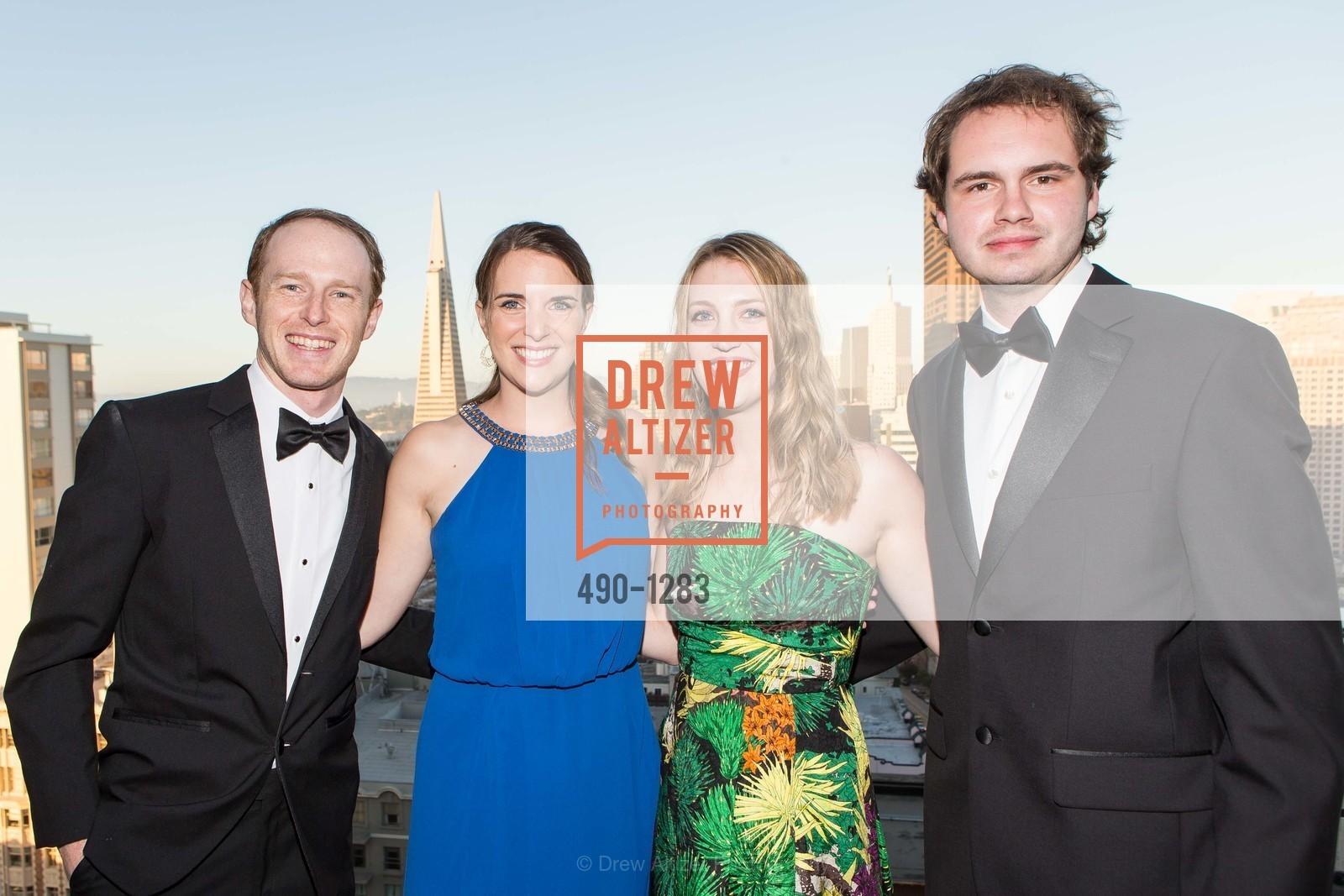 Alex Green, Gabby Ruano, Julia Allyn, Addam Fishel, Photo #490-1283
