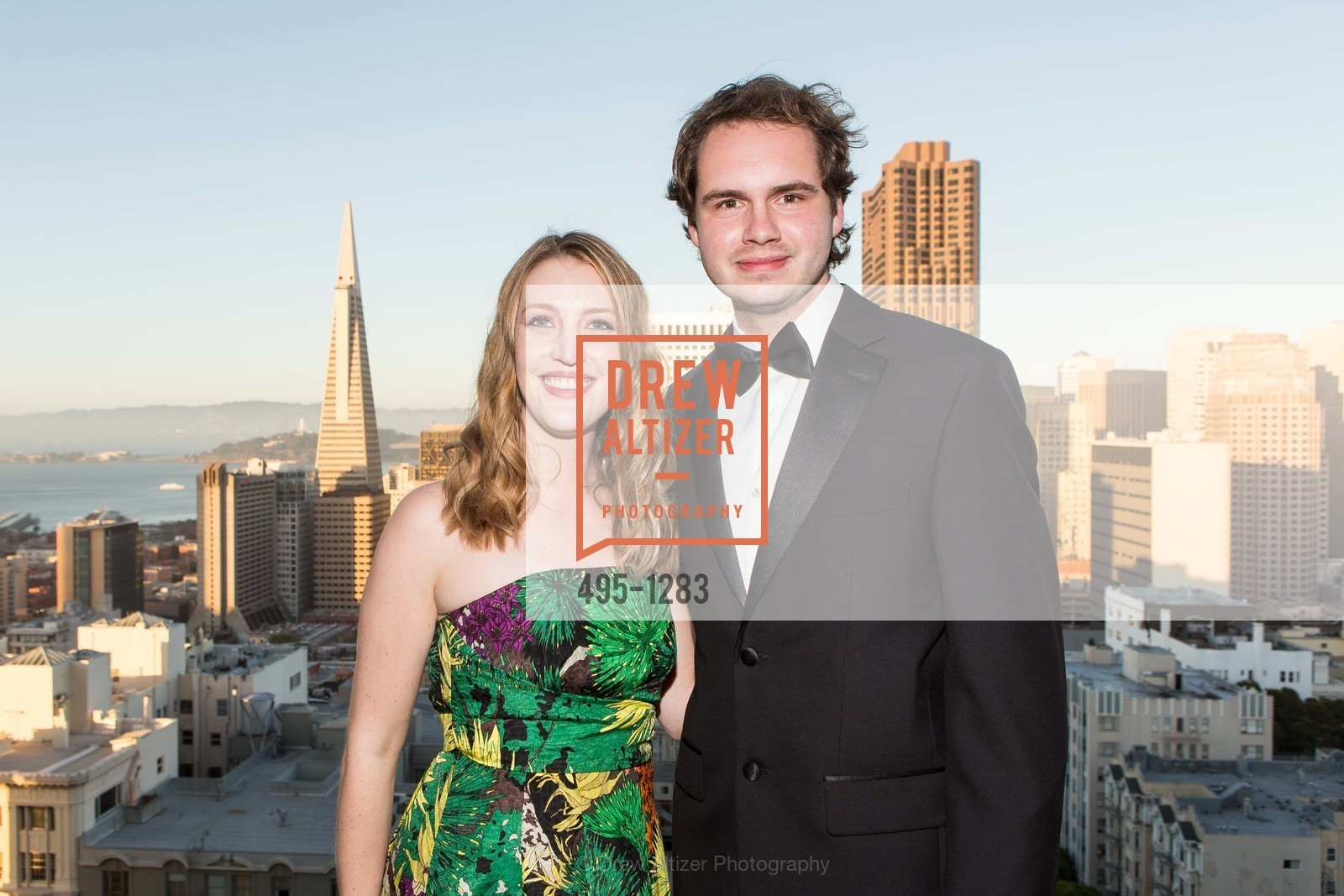 Julia Allyn, Addam Fishel, Spinsters of San Francisco Annual Ball 2016, US, June 25th, 2016