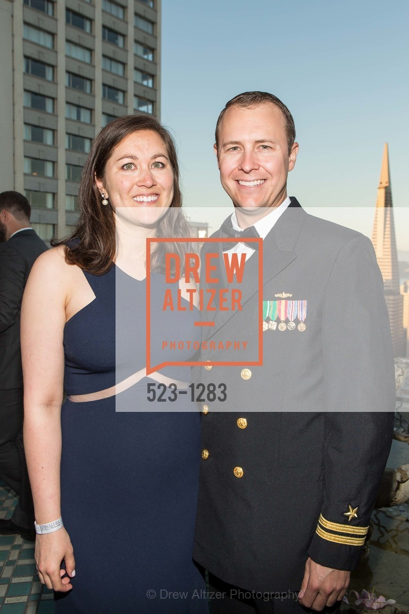 Allison Hughes, John Peach, Spinsters of San Francisco Annual Ball 2016, US, June 25th, 2016
