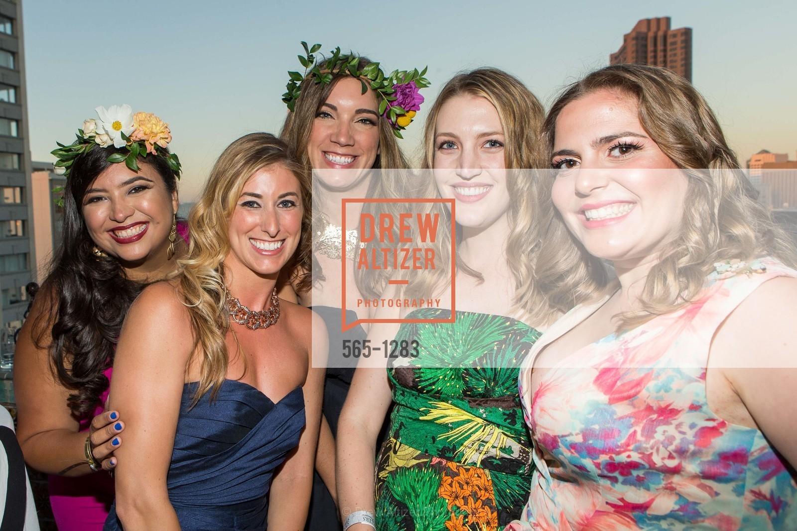 Deyanira Medina, Kayla Rockwell, Julia Stenderup, Julia Allyn, Alexandra Constantine, Photo #565-1283