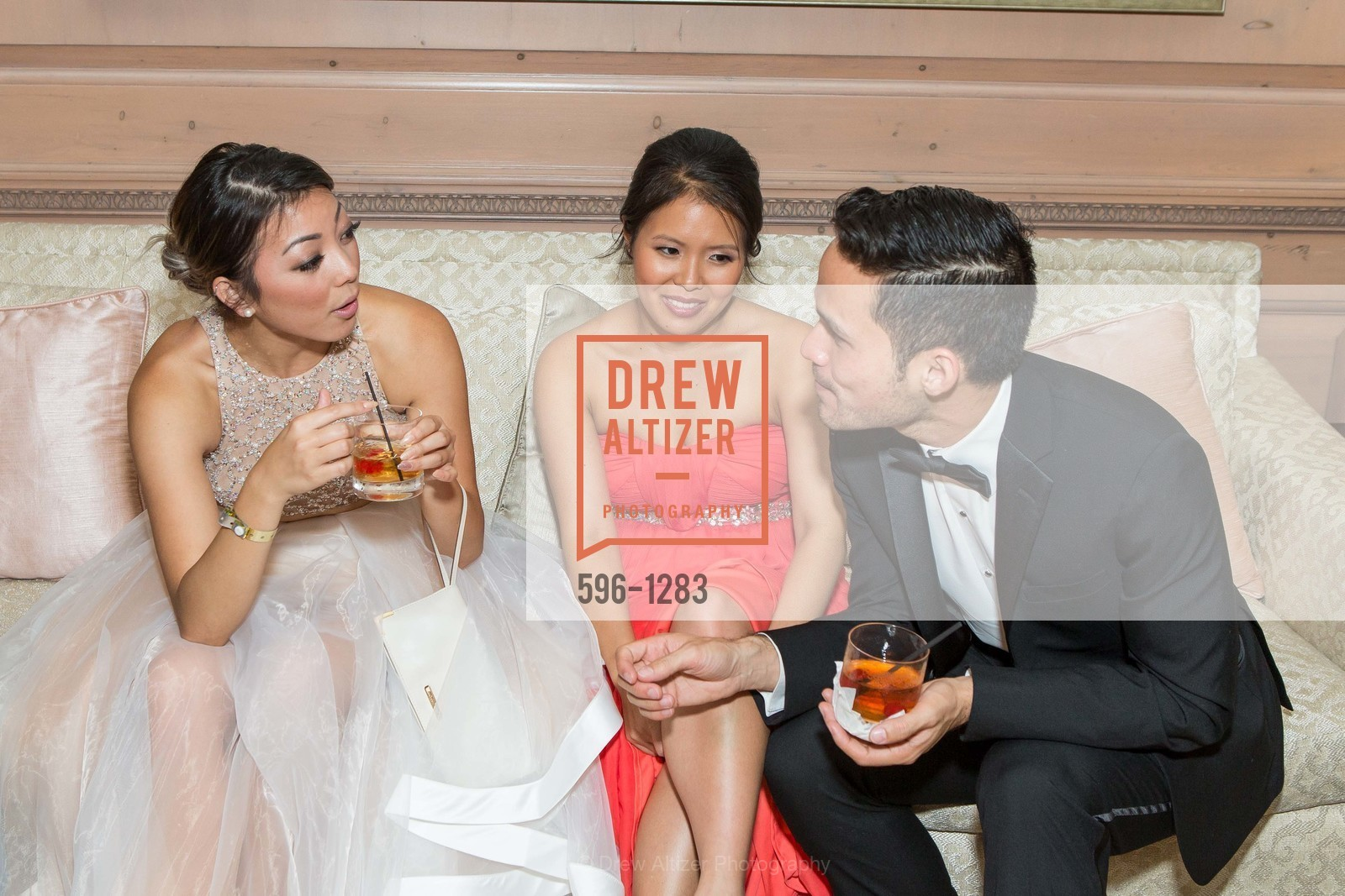 Paige Maeda, Janice On, Andy Cooper, Spinsters of San Francisco Annual Ball 2016, US, June 25th, 2016
