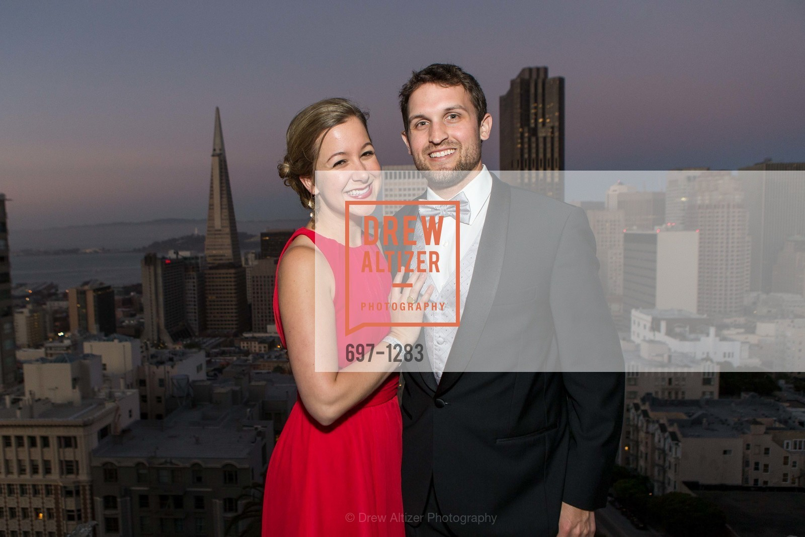 Emily Mertes, Nick Houchin, Spinsters of San Francisco Annual Ball 2016, US, June 25th, 2016