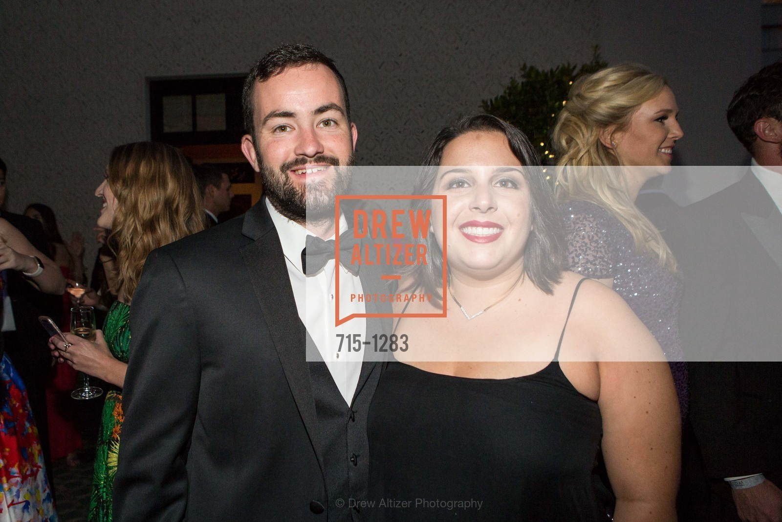 Callum Junes, Mia Marino, Spinsters of San Francisco Annual Ball 2016, US, June 25th, 2016