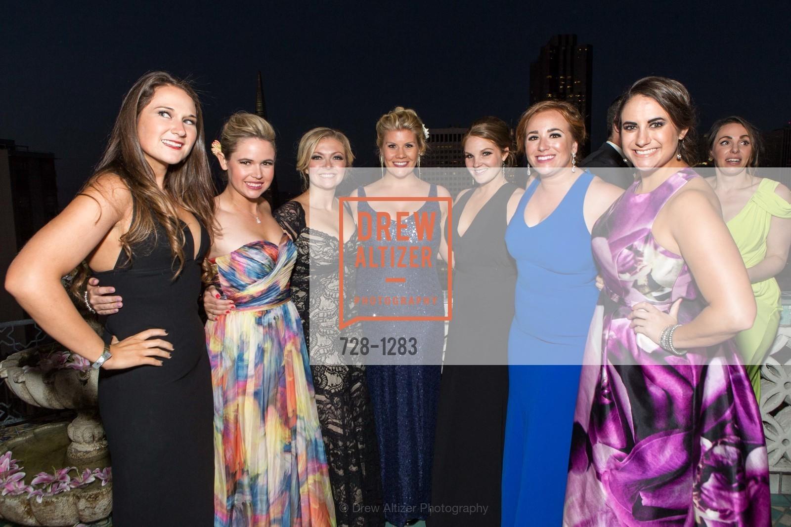 Brooke Montgomery, Colette Whitney, Liberty Kikerpill, Laura Davis, Jamie Taylor, Andrea Marquis, Kathleen Roberts, Photo #728-1283