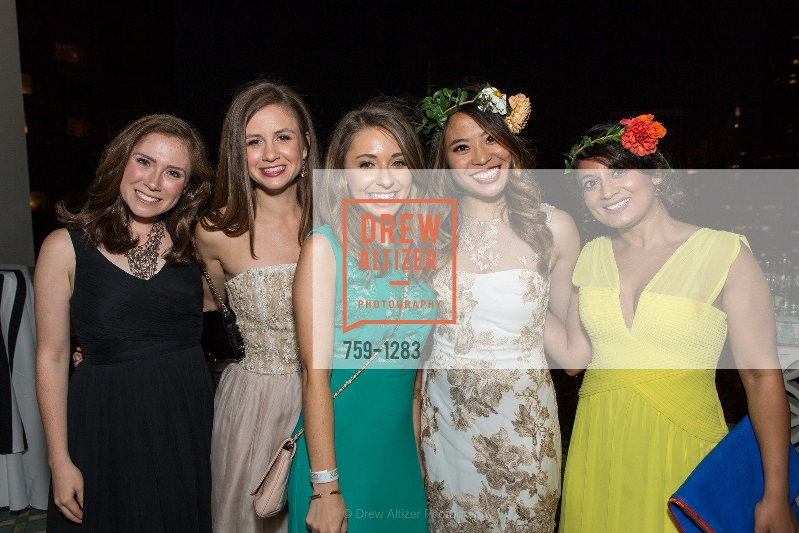 Mara Giarratana Young, Kristi Symon, Olga Levin, Rachel Tsao, Fatima Khan, Photo #759-1283