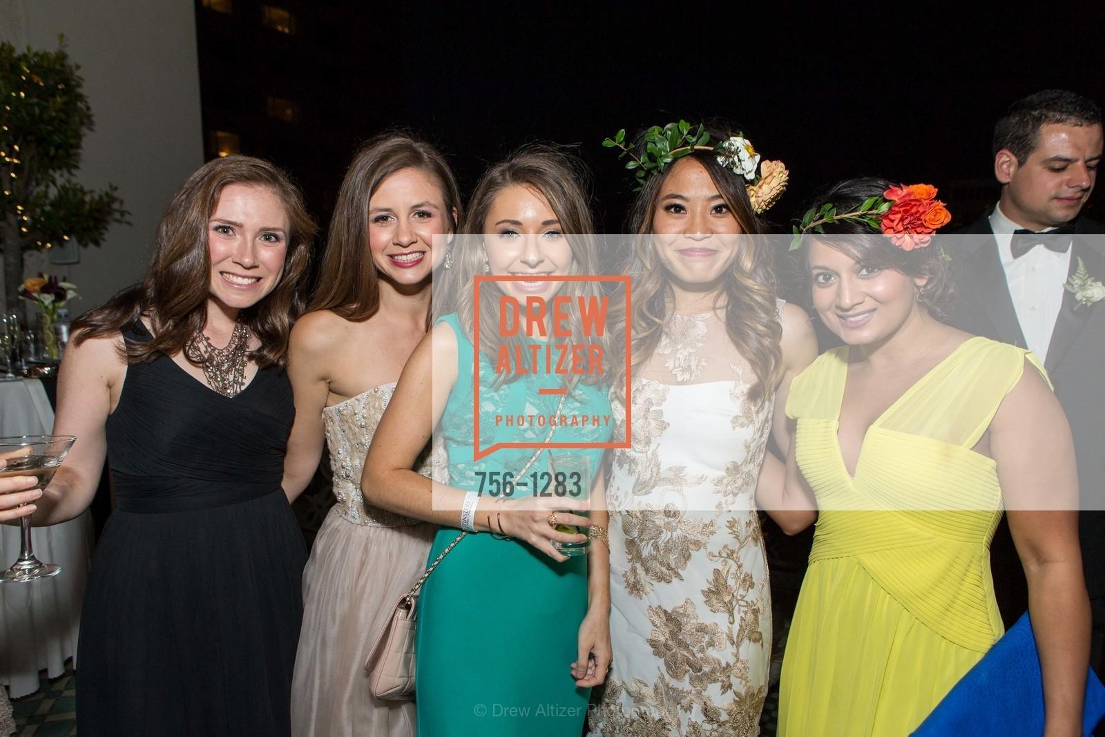 Mara Giarratana Young, Kristi Symon, Olga Levin, Rachel Tsao, Fatima Khan, Photo #756-1283