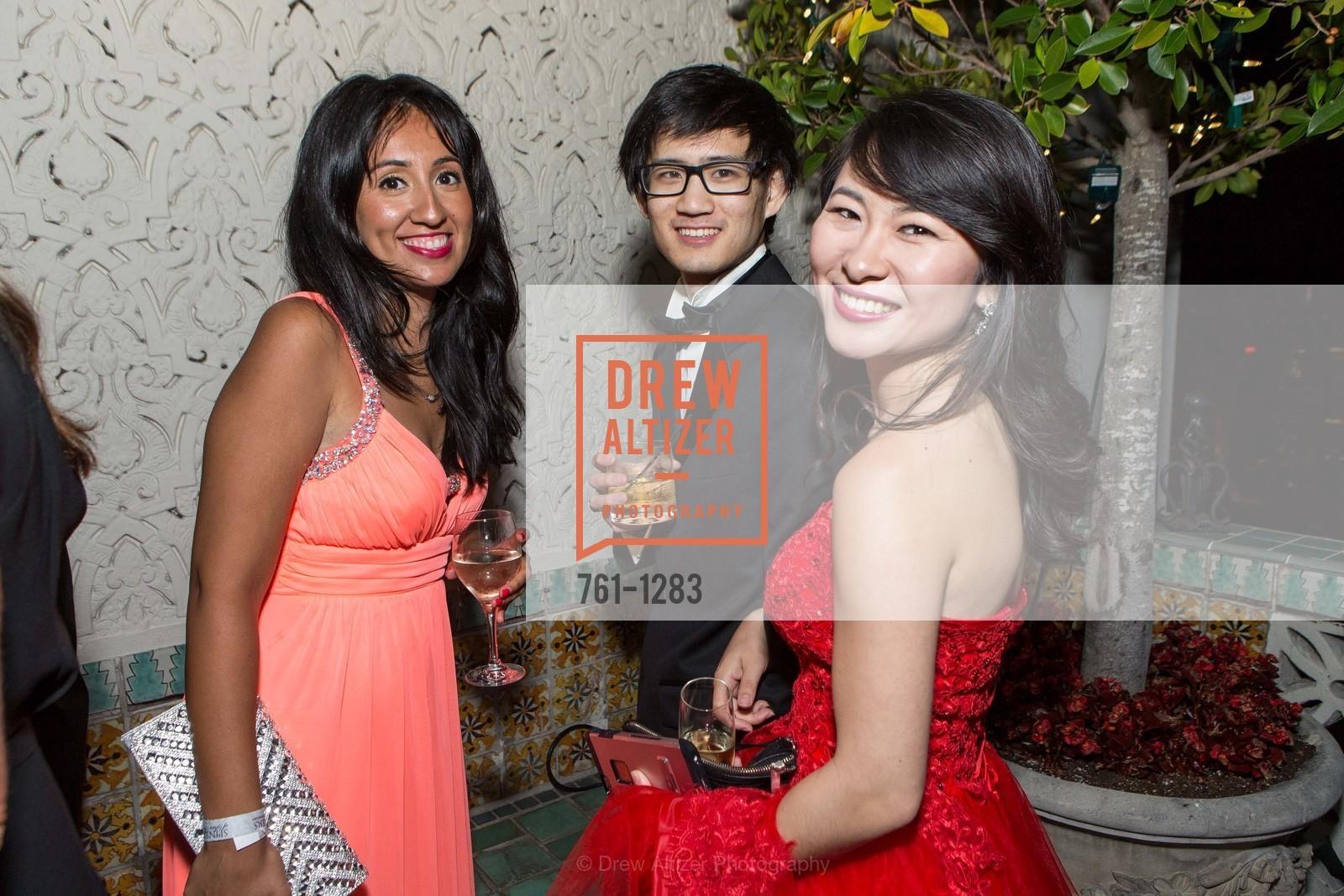 Janine Padilla, Curtis Liu, Grace Dong, Photo #761-1283