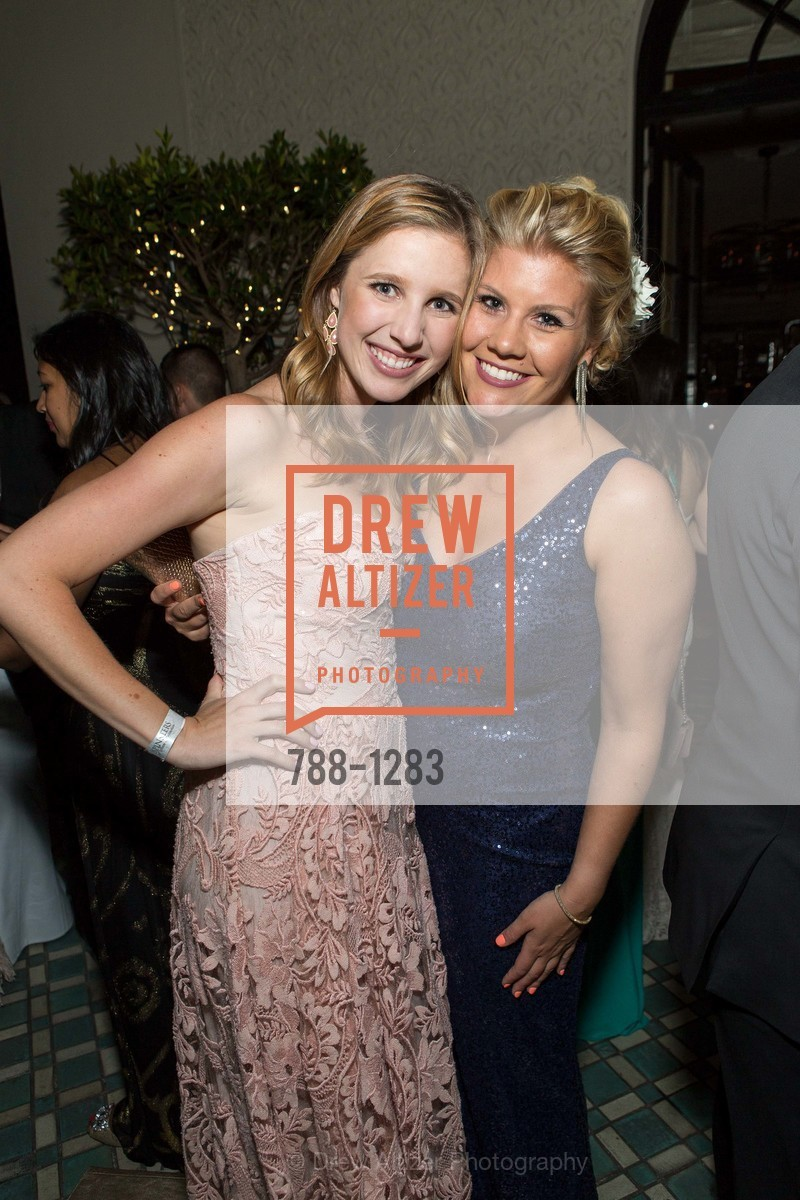 Courtney Costello, Laura Davis, Spinsters of San Francisco Annual Ball 2016, US, June 25th, 2016