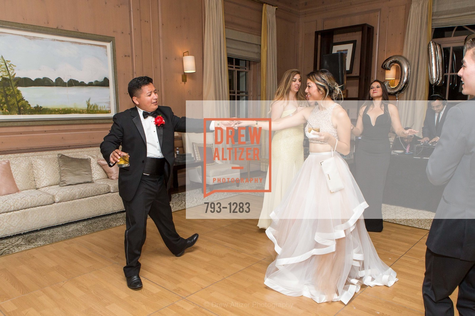 Atmosphere, Spinsters of San Francisco Annual Ball 2016, US, June 25th, 2016