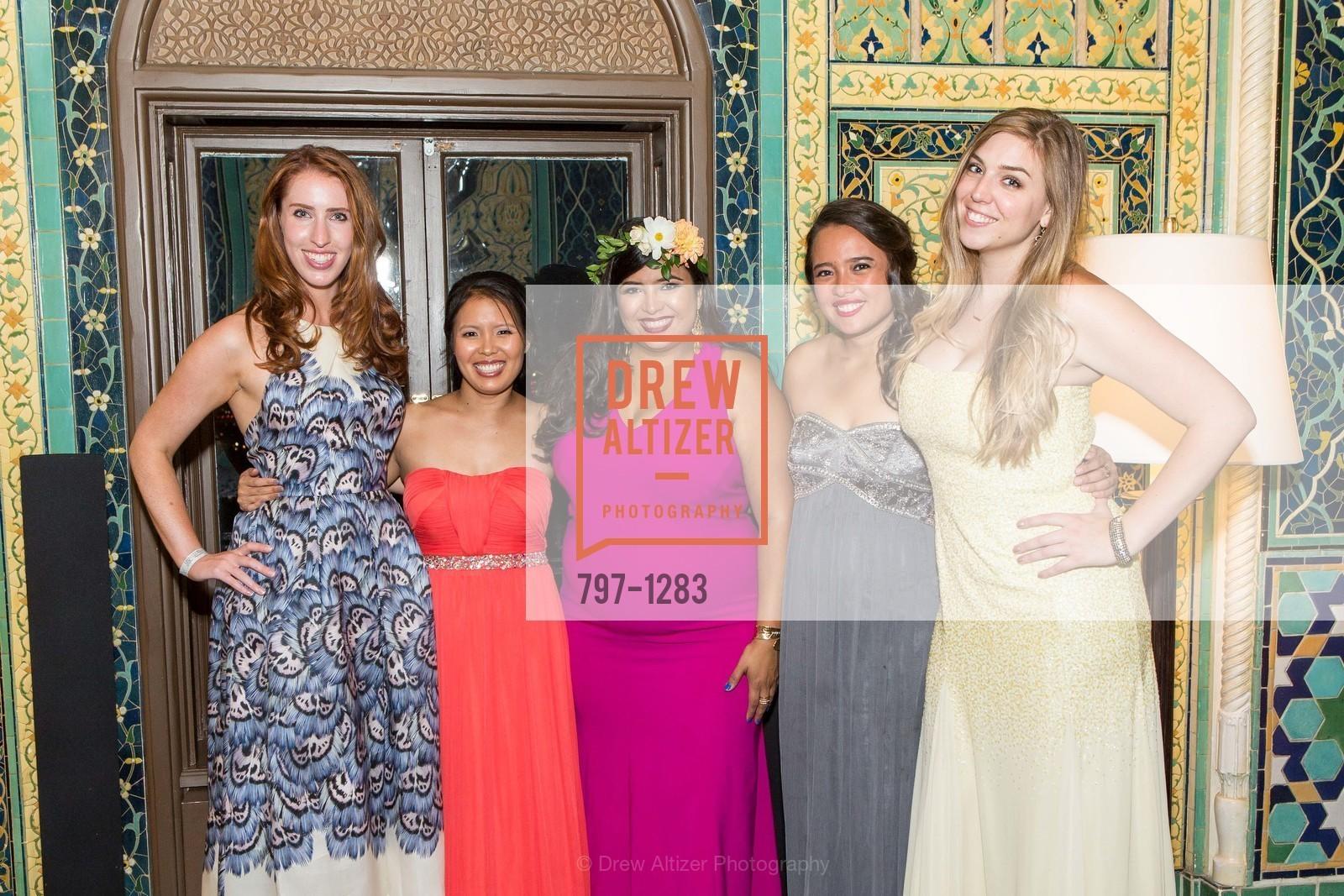 Casey Green, Janice On, Deyanira Medina, Cynthia Medina, Alyssa Nordstrom, Photo #797-1283