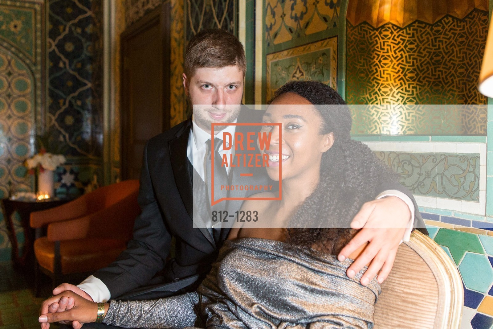 Hoyt Koepke, Jamie Young, Spinsters of San Francisco Annual Ball 2016, US, June 25th, 2016