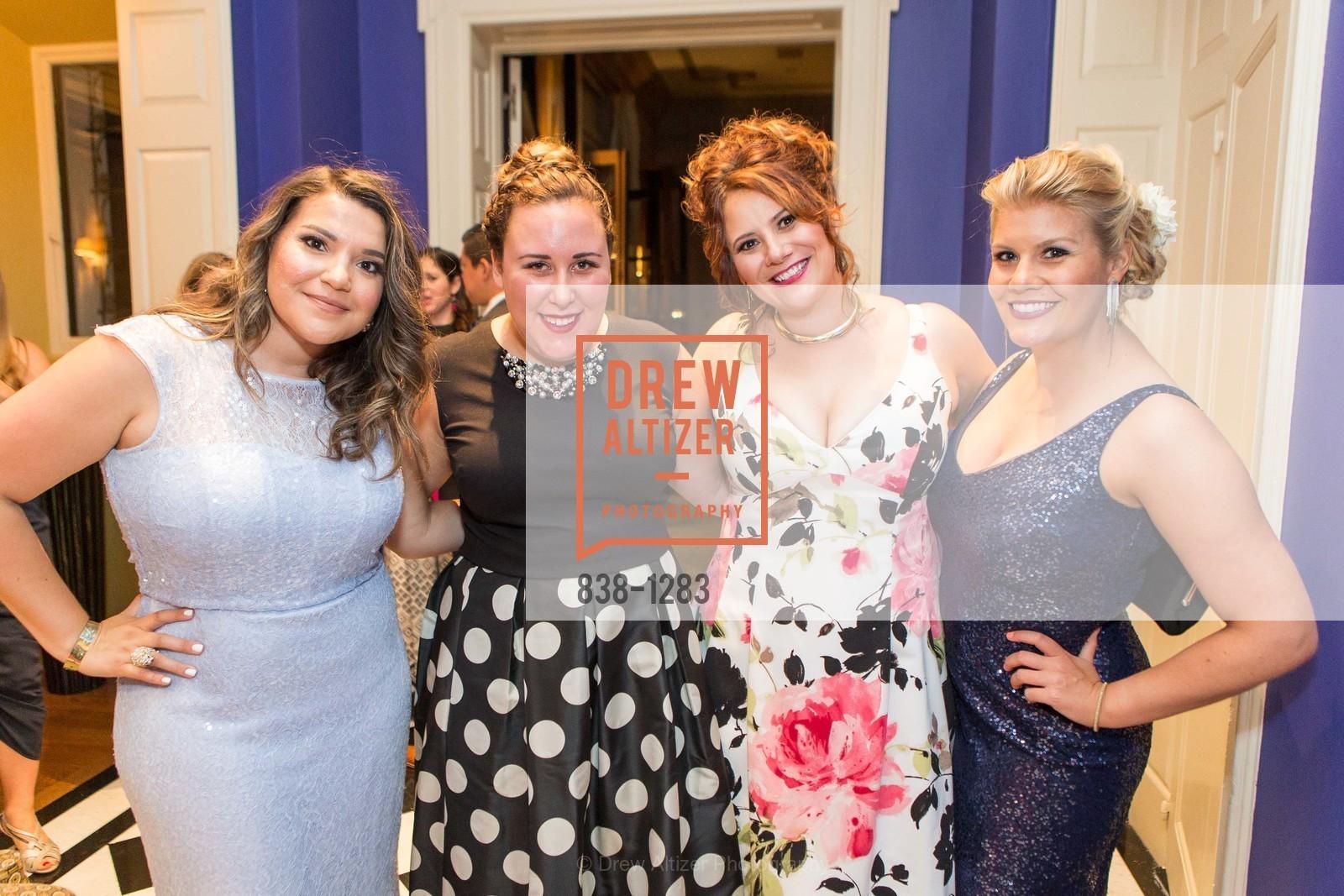 Andrea Valencia, Rachel Kruknick, Xanadu Bruggers, Laura Davis, Photo #838-1283
