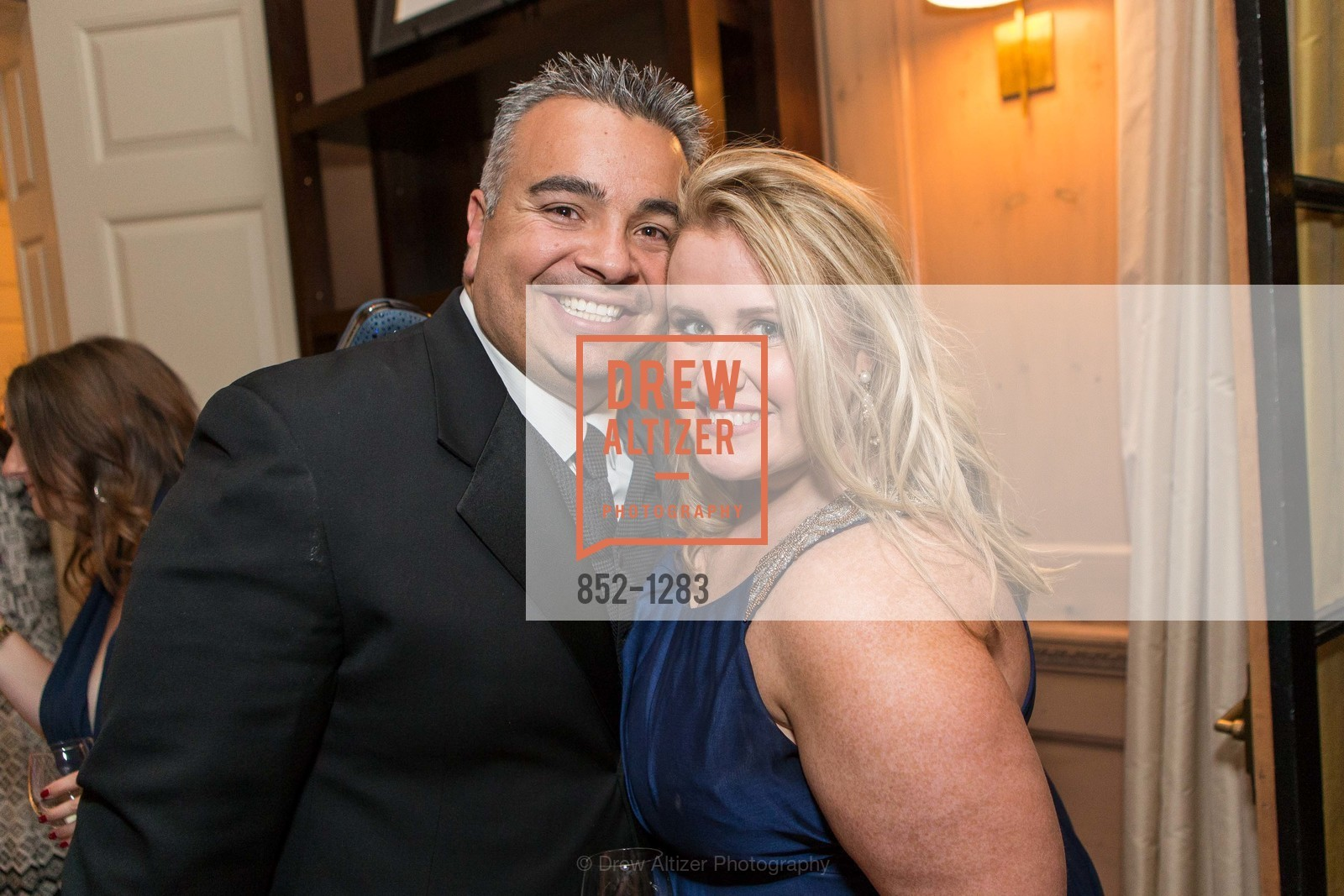 Andre Velasquez, Laura Roberts, Spinsters of San Francisco Annual Ball 2016, US, June 25th, 2016