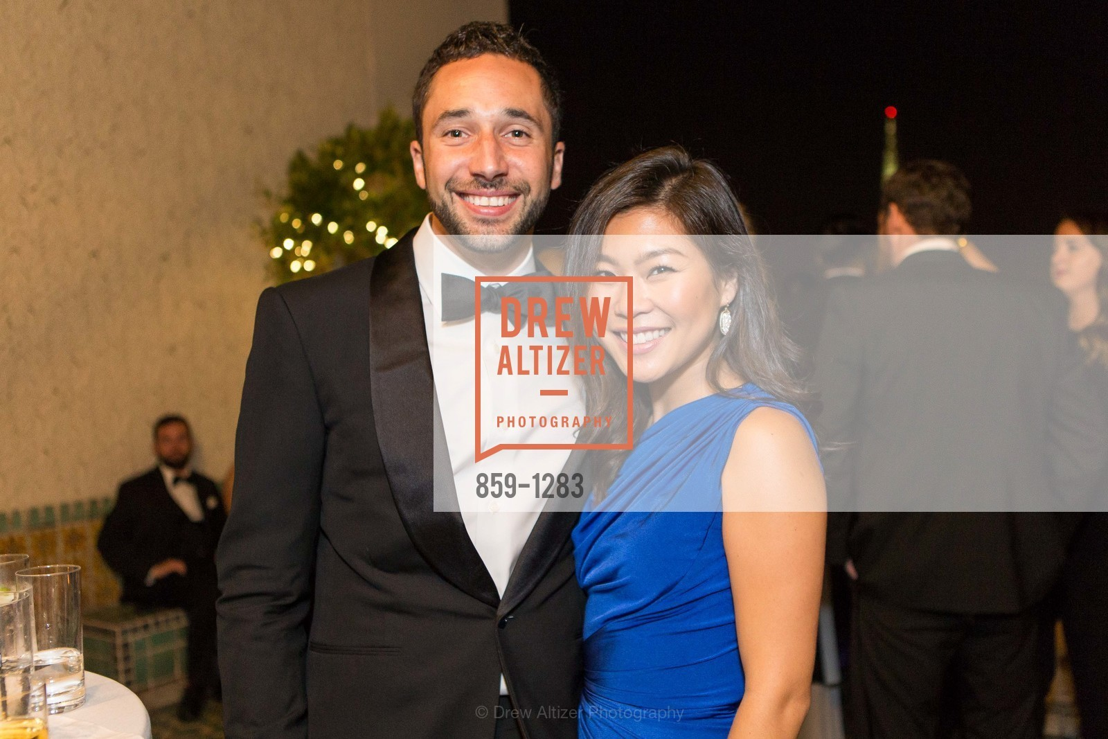 Nick Colla, Aileen Shon, Spinsters of San Francisco Annual Ball 2016, US, June 25th, 2016