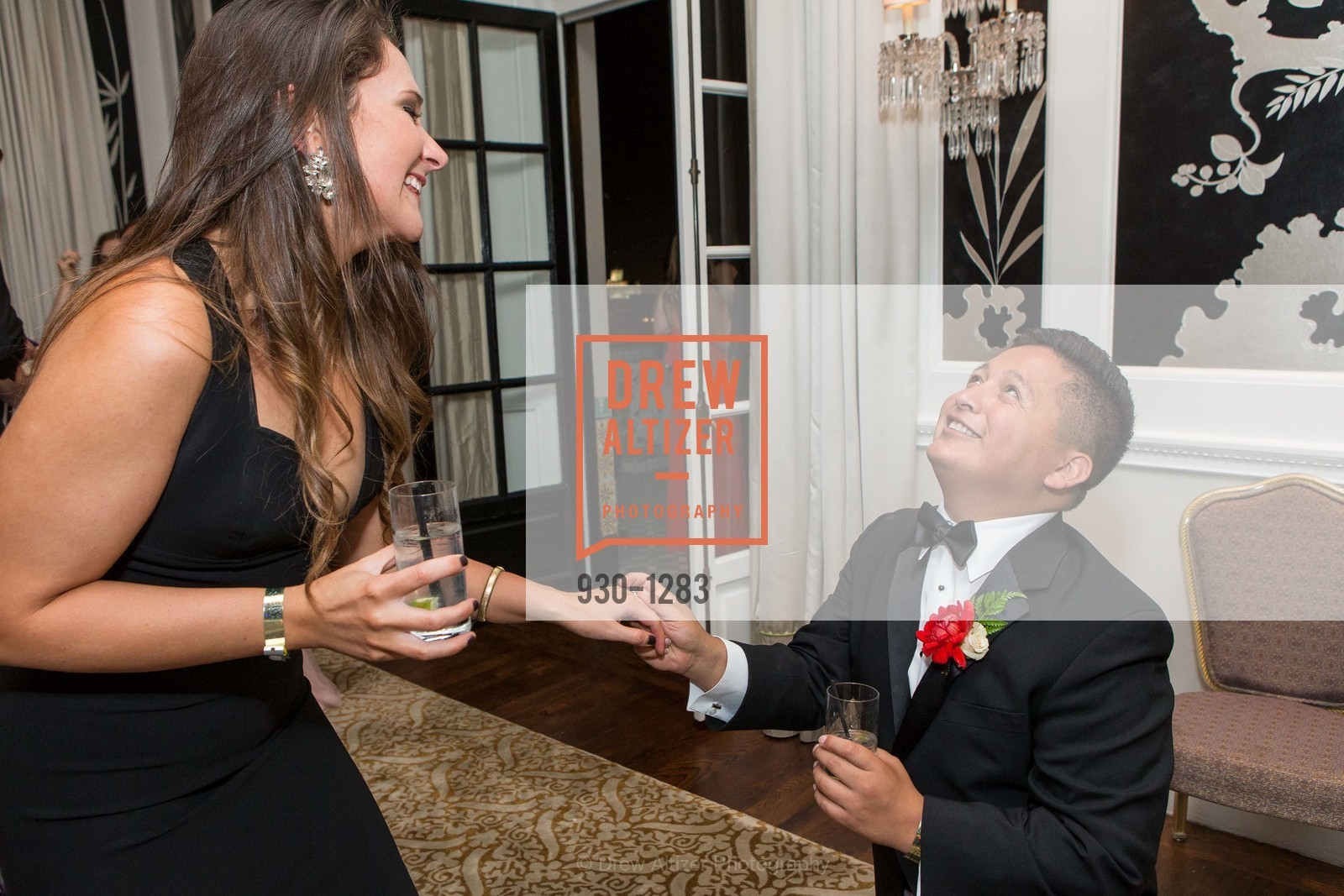 Brooke Montgomery, David Lopez, Spinsters of San Francisco Annual Ball 2016, US, June 25th, 2016