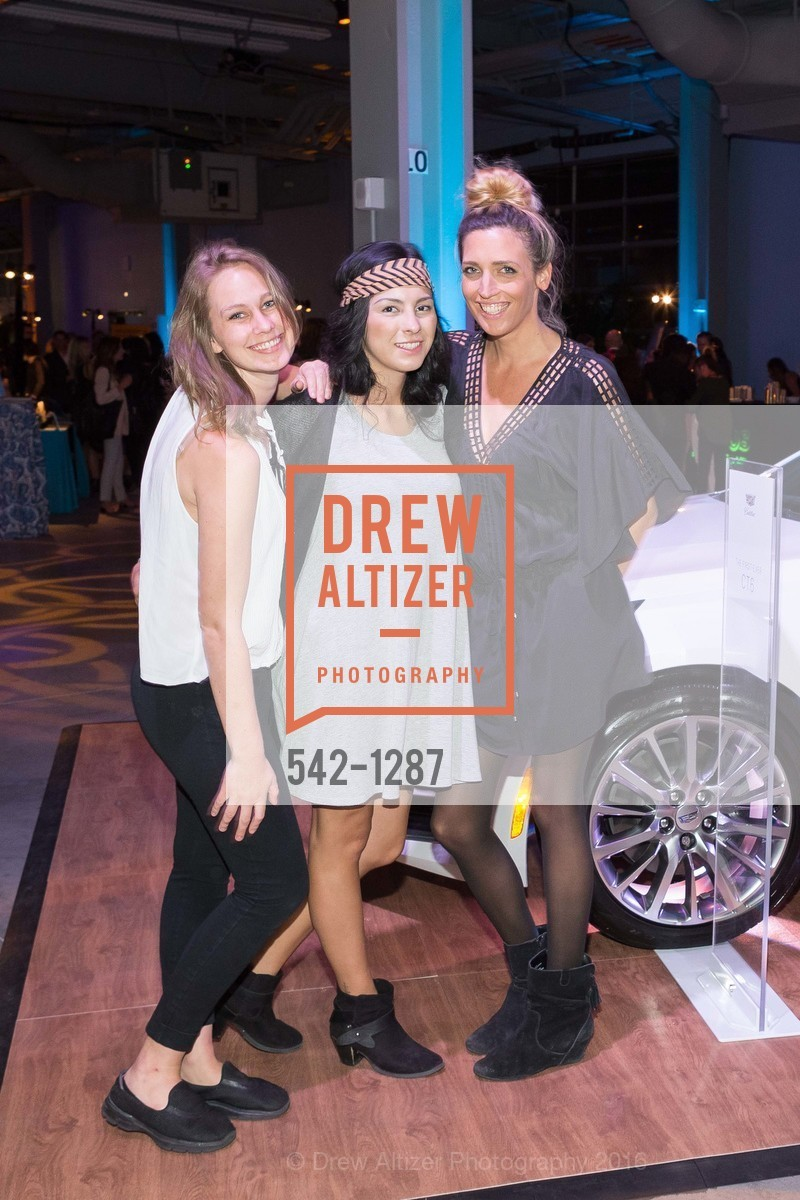 Anna Smith, Alexa Tavlovski, Bree Bojorquez, Best of San Francisco Magazine 2016, US. Pier 27, June 23rd, 2016