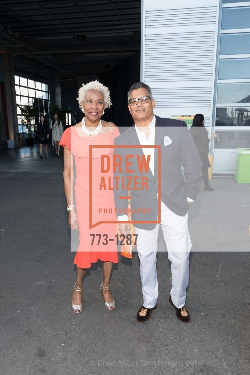 Elba McIntosh, Rich Hanif, Best of San Francisco Magazine 2016, US. Pier 27, June 23rd, 2016