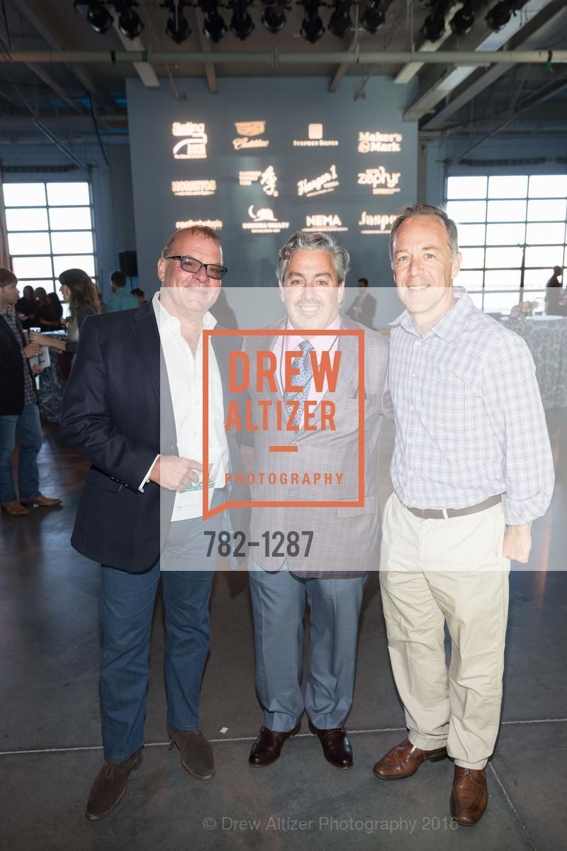 Jeff Nead, Paul Reulbach, Best of San Francisco Magazine 2016, US. Pier 27, June 23rd, 2016