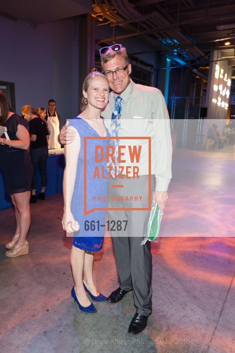 Melissa Goldberg, Ben Goldberg, Best of San Francisco Magazine 2016, US. Pier 27, June 23rd, 2016