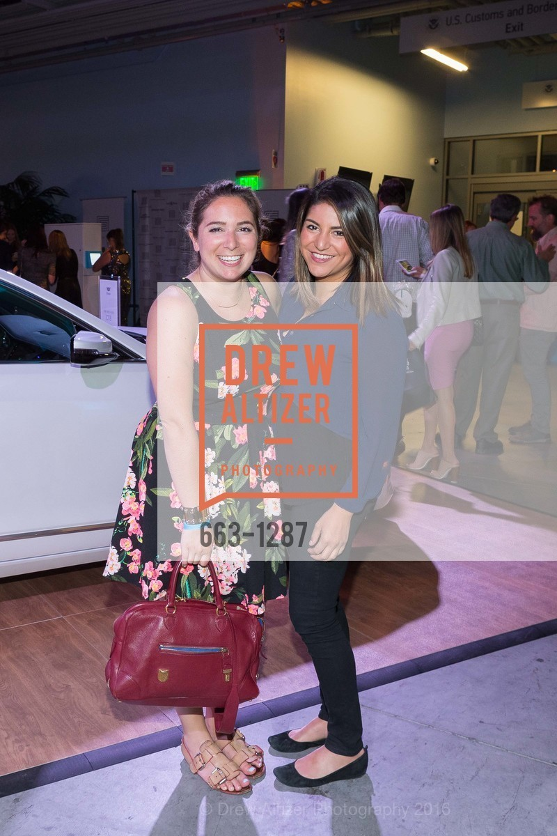 Jillian Rago, Caitlin Morales, Best of San Francisco Magazine 2016, US. Pier 27, June 23rd, 2016
