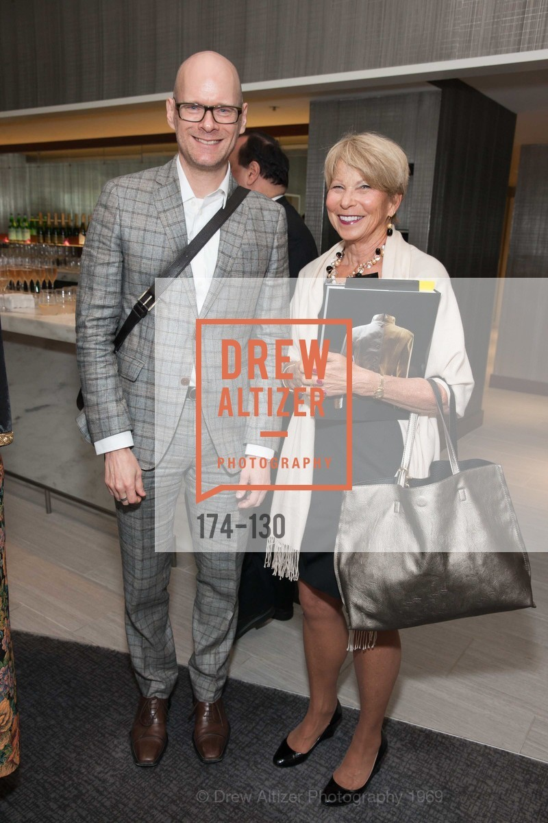 Jim McClaren, Elisabeth Schwartz, Electric Fashion Book Signing with Christine Suppes & Ken Downing, Neiman Marcus, Rotunda, May 26th, 2015,Drew Altizer, Drew Altizer Photography, full-service agency, private events, San Francisco photographer, photographer california