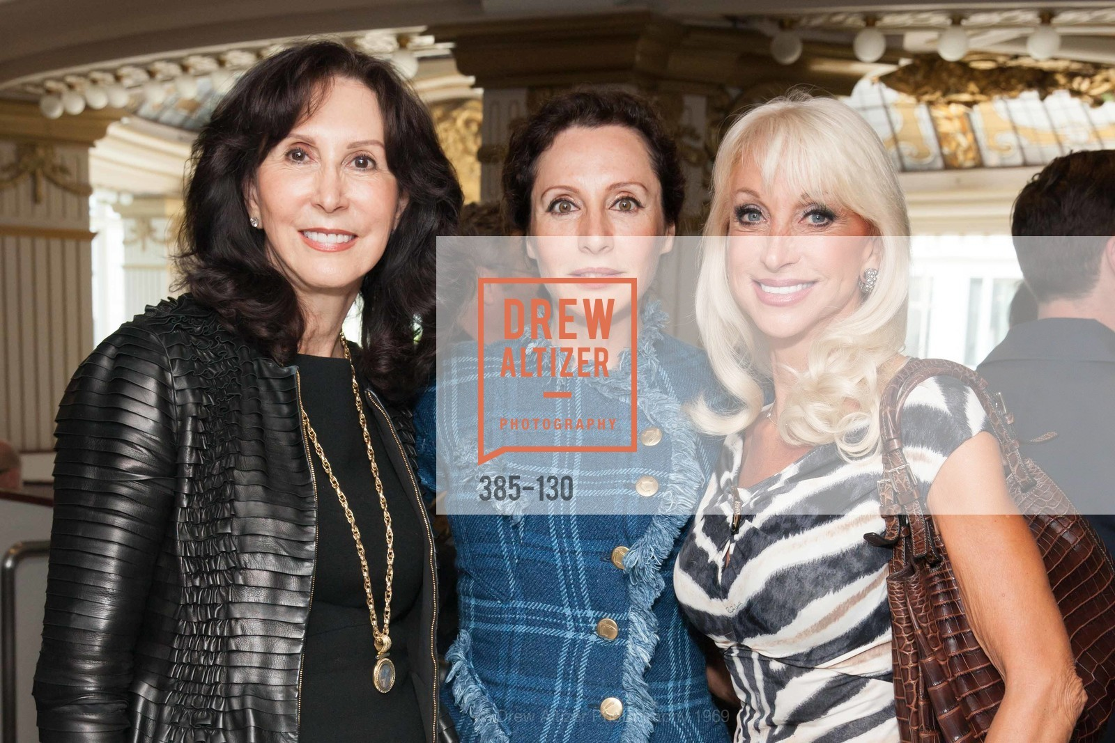 Carolyn Chandler, Clara Shayevich, Daru Kawalkowski, Electric Fashion Book Signing with Christine Suppes & Ken Downing, Neiman Marcus, Rotunda, May 26th, 2015,Drew Altizer, Drew Altizer Photography, full-service agency, private events, San Francisco photographer, photographer california