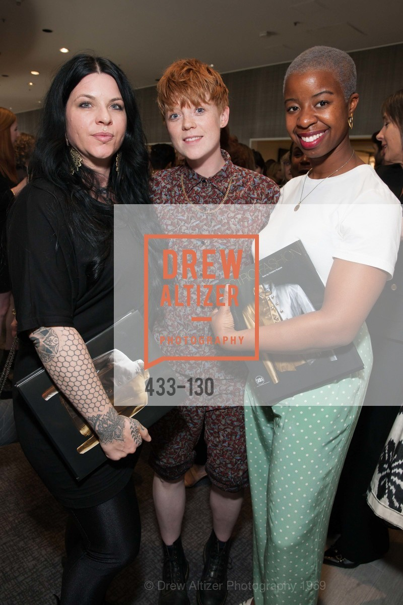 Corey Lali, Georgia Cronin, Olayinka, Electric Fashion Book Signing with Christine Suppes & Ken Downing, Neiman Marcus, Rotunda, May 26th, 2015,Drew Altizer, Drew Altizer Photography, full-service agency, private events, San Francisco photographer, photographer california