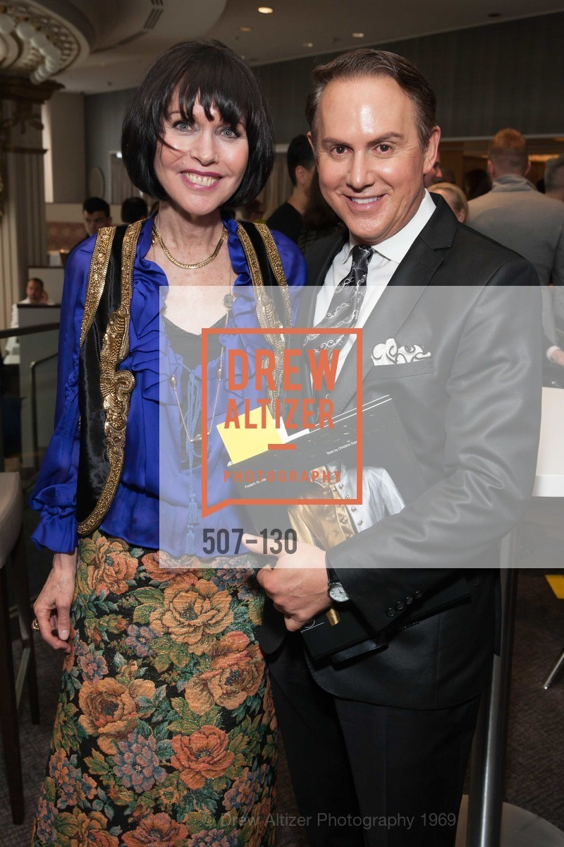 Christine Suppes, Joel Goodrich, Electric Fashion Book Signing with Christine Suppes & Ken Downing, Neiman Marcus, Rotunda, May 26th, 2015,Drew Altizer, Drew Altizer Photography, full-service agency, private events, San Francisco photographer, photographer california