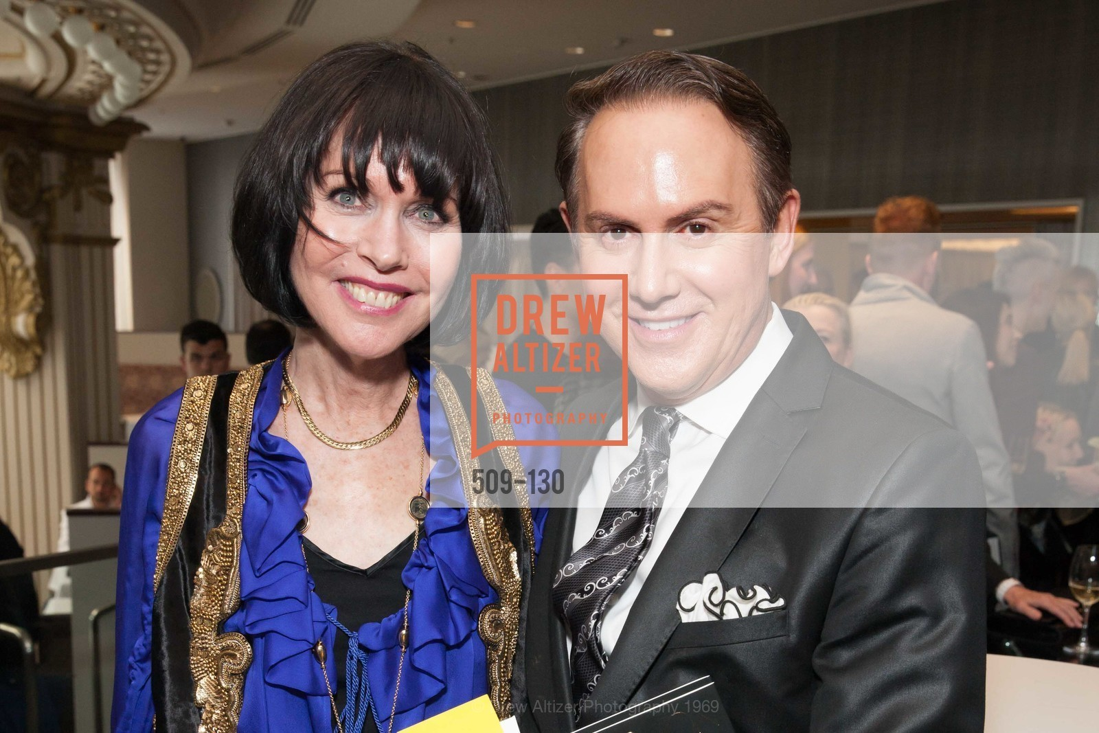 Christine Suppes, Joel Goodrich, Electric Fashion Book Signing with Christine Suppes & Ken Downing, Neiman Marcus, Rotunda, May 26th, 2015,Drew Altizer, Drew Altizer Photography, full-service event agency, private events, San Francisco photographer, photographer California