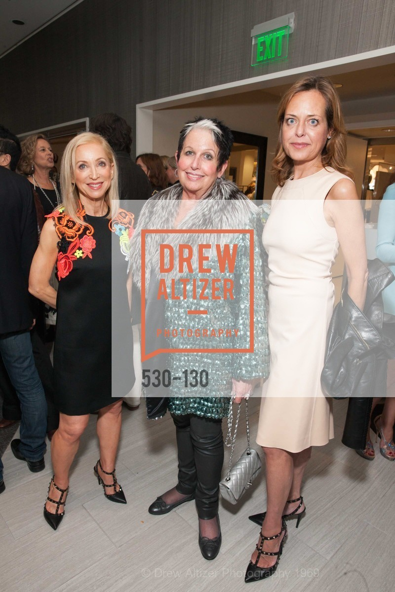 Shelley Gordon, Karen Kubin, Charlot Malin, Electric Fashion Book Signing with Christine Suppes & Ken Downing, Neiman Marcus, Rotunda, May 26th, 2015,Drew Altizer, Drew Altizer Photography, full-service agency, private events, San Francisco photographer, photographer california