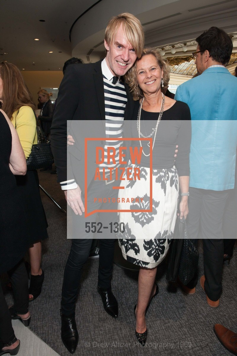 Ken Downing, Linda Felts, Electric Fashion Book Signing with Christine Suppes & Ken Downing, Neiman Marcus, Rotunda, May 26th, 2015,Drew Altizer, Drew Altizer Photography, full-service agency, private events, San Francisco photographer, photographer california