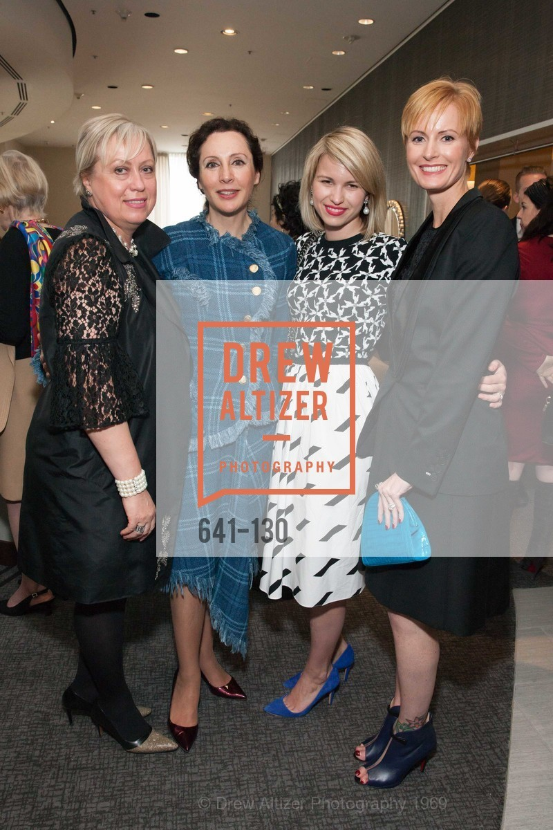 Irina Fleckner, Clara Shayevich, Katya George, Claire Borel, Electric Fashion Book Signing with Christine Suppes & Ken Downing, Neiman Marcus, Rotunda, May 26th, 2015,Drew Altizer, Drew Altizer Photography, full-service agency, private events, San Francisco photographer, photographer california