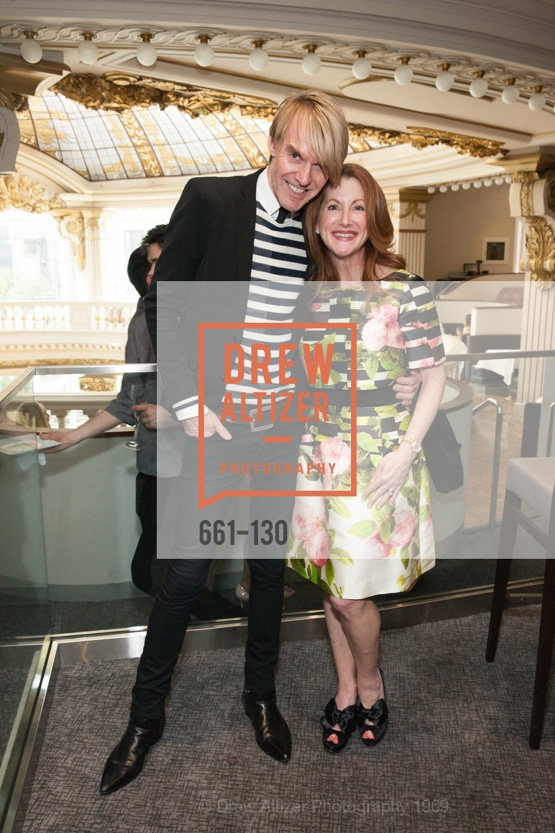 Ken Downing, Ave Seltsam, Electric Fashion Book Signing with Christine Suppes & Ken Downing, Neiman Marcus, Rotunda, May 26th, 2015,Drew Altizer, Drew Altizer Photography, full-service agency, private events, San Francisco photographer, photographer california