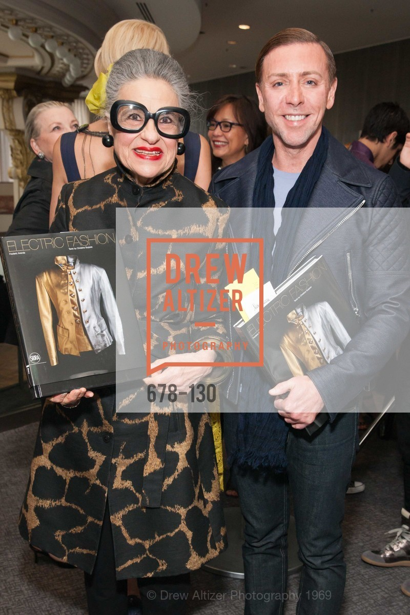 Joy Venturini Bianchi, Mark Rhoades, Electric Fashion Book Signing with Christine Suppes & Ken Downing, Neiman Marcus, Rotunda, May 26th, 2015,Drew Altizer, Drew Altizer Photography, full-service agency, private events, San Francisco photographer, photographer california