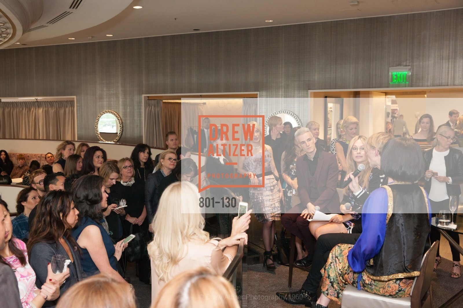 Atmosphere, Electric Fashion Book Signing with Christine Suppes & Ken Downing, Neiman Marcus, Rotunda, May 26th, 2015,Drew Altizer, Drew Altizer Photography, full-service agency, private events, San Francisco photographer, photographer california