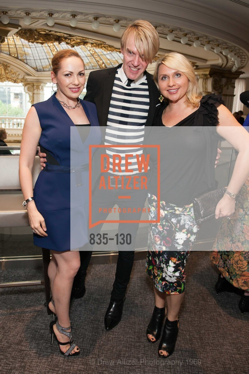 Anna Gemma, Ken Downing, Juliana Fry, Electric Fashion Book Signing with Christine Suppes & Ken Downing, Neiman Marcus, Rotunda, May 26th, 2015,Drew Altizer, Drew Altizer Photography, full-service agency, private events, San Francisco photographer, photographer california