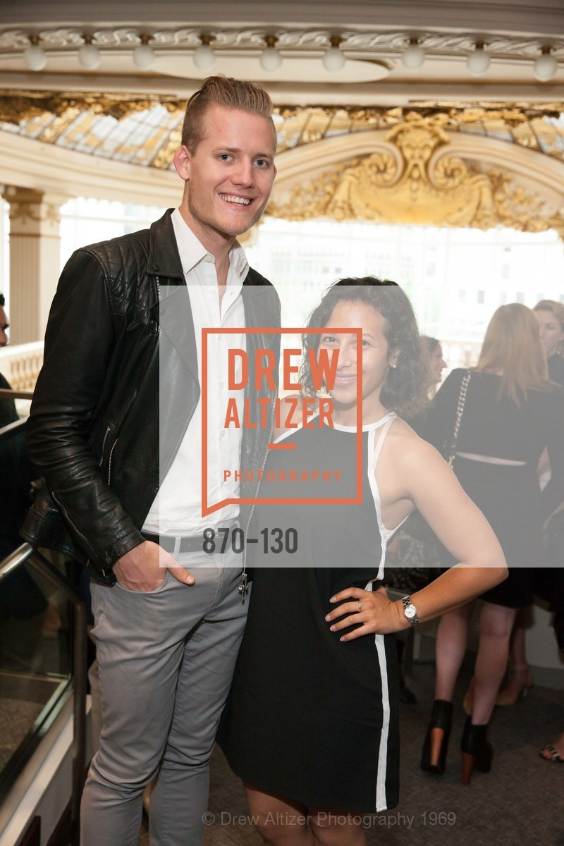 Mark Olson, Christina Souza, Electric Fashion Book Signing with Christine Suppes & Ken Downing, Neiman Marcus, Rotunda, May 26th, 2015,Drew Altizer, Drew Altizer Photography, full-service agency, private events, San Francisco photographer, photographer california