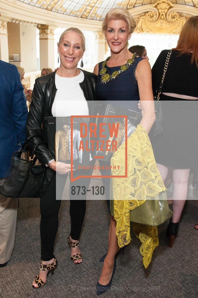 Betsy Linder, Karen Caldwell, Electric Fashion Book Signing with Christine Suppes & Ken Downing, Neiman Marcus, Rotunda, May 26th, 2015,Drew Altizer, Drew Altizer Photography, full-service agency, private events, San Francisco photographer, photographer california