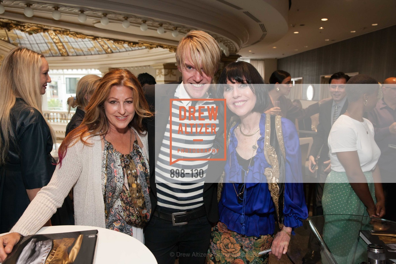 Victoria Loren Miller, Ken Downing, Christine Suppes, Electric Fashion Book Signing with Christine Suppes & Ken Downing, Neiman Marcus, Rotunda, May 26th, 2015,Drew Altizer, Drew Altizer Photography, full-service agency, private events, San Francisco photographer, photographer california