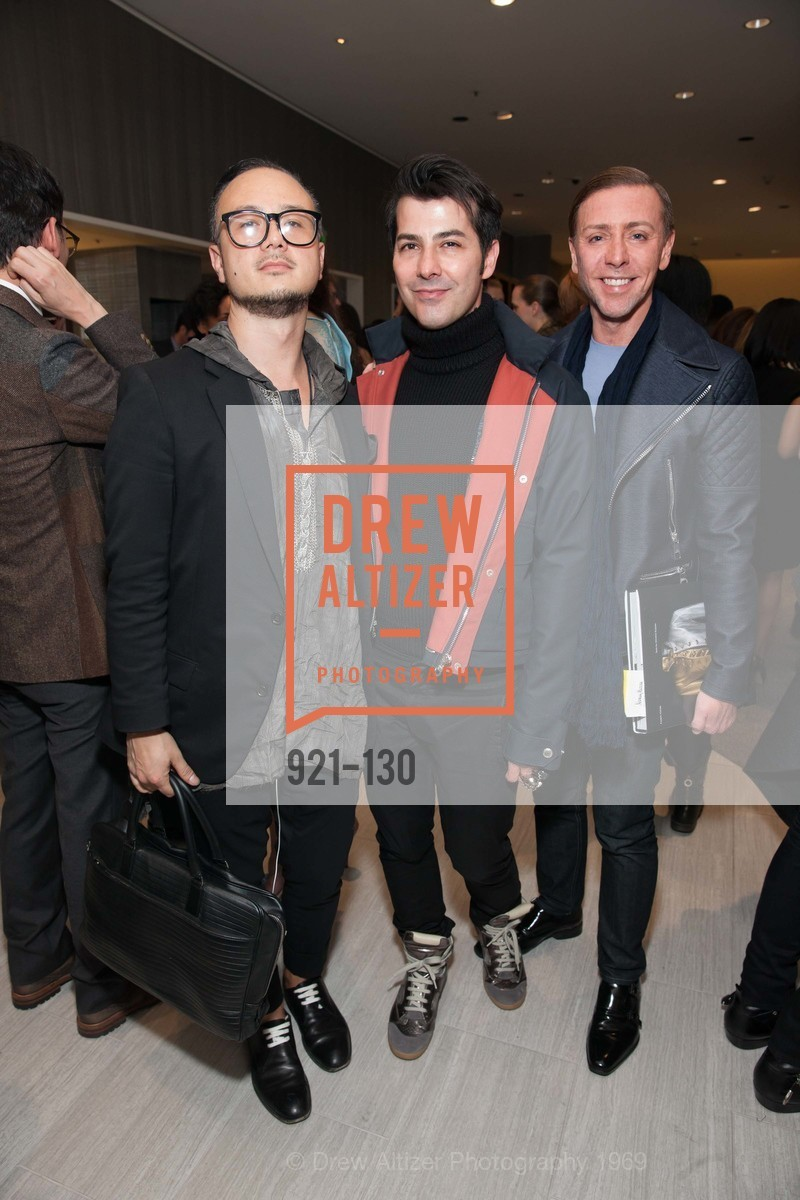 Anthony Koenig, Bacca Da Silva, Mark Rhoades, Electric Fashion Book Signing with Christine Suppes & Ken Downing, Neiman Marcus, Rotunda, May 26th, 2015,Drew Altizer, Drew Altizer Photography, full-service agency, private events, San Francisco photographer, photographer california