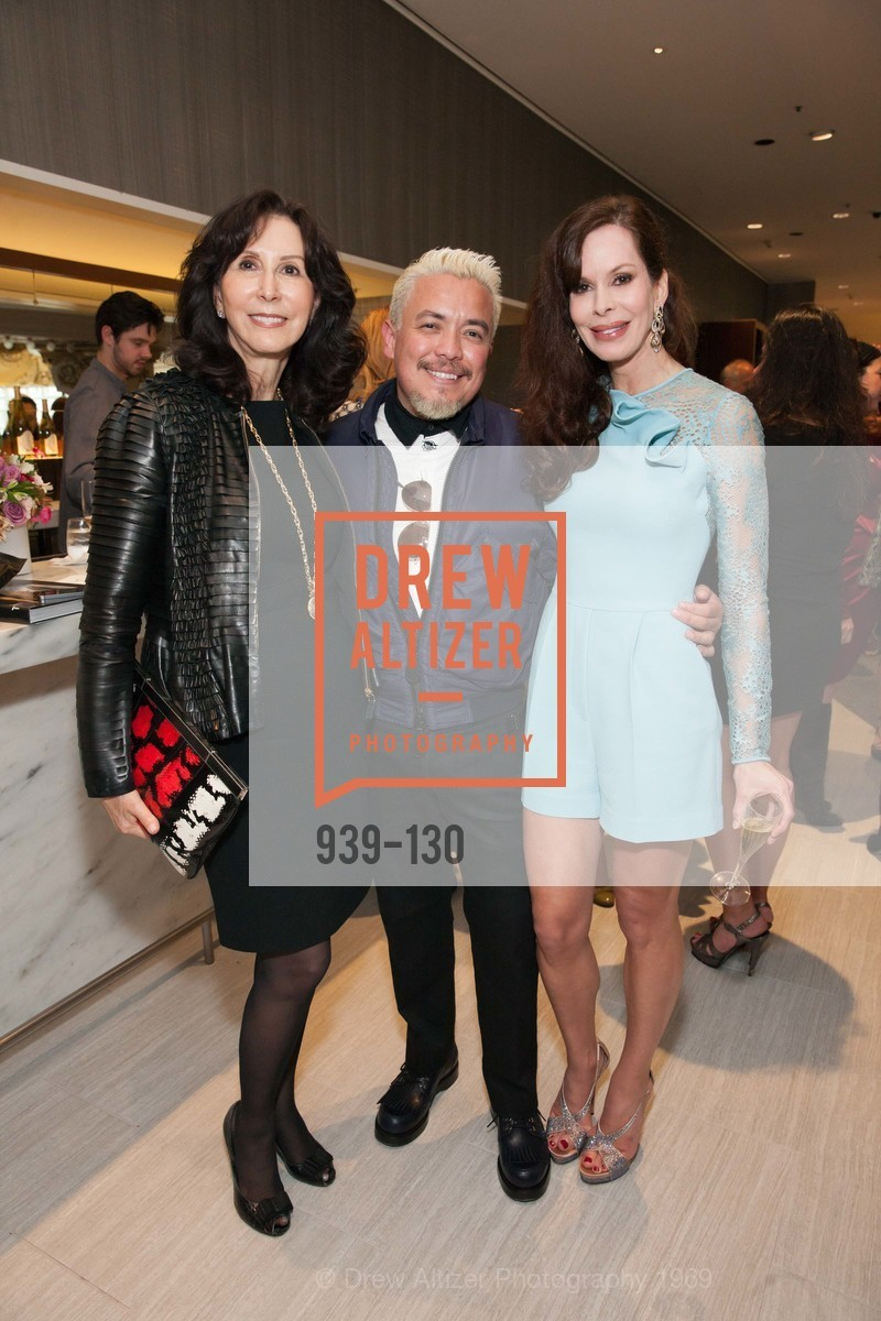 Carolyn Chandler, Victor Vargas, Stephanie Marver, Electric Fashion Book Signing with Christine Suppes & Ken Downing, Neiman Marcus, Rotunda, May 26th, 2015,Drew Altizer, Drew Altizer Photography, full-service agency, private events, San Francisco photographer, photographer california