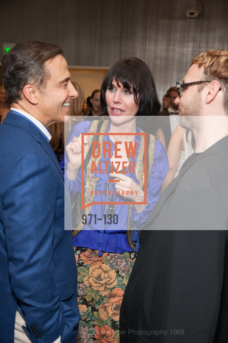 Alan Malouf, Christine Suppes, Tony Bravo, Electric Fashion Book Signing with Christine Suppes & Ken Downing, Neiman Marcus, Rotunda, May 26th, 2015,Drew Altizer, Drew Altizer Photography, full-service agency, private events, San Francisco photographer, photographer california
