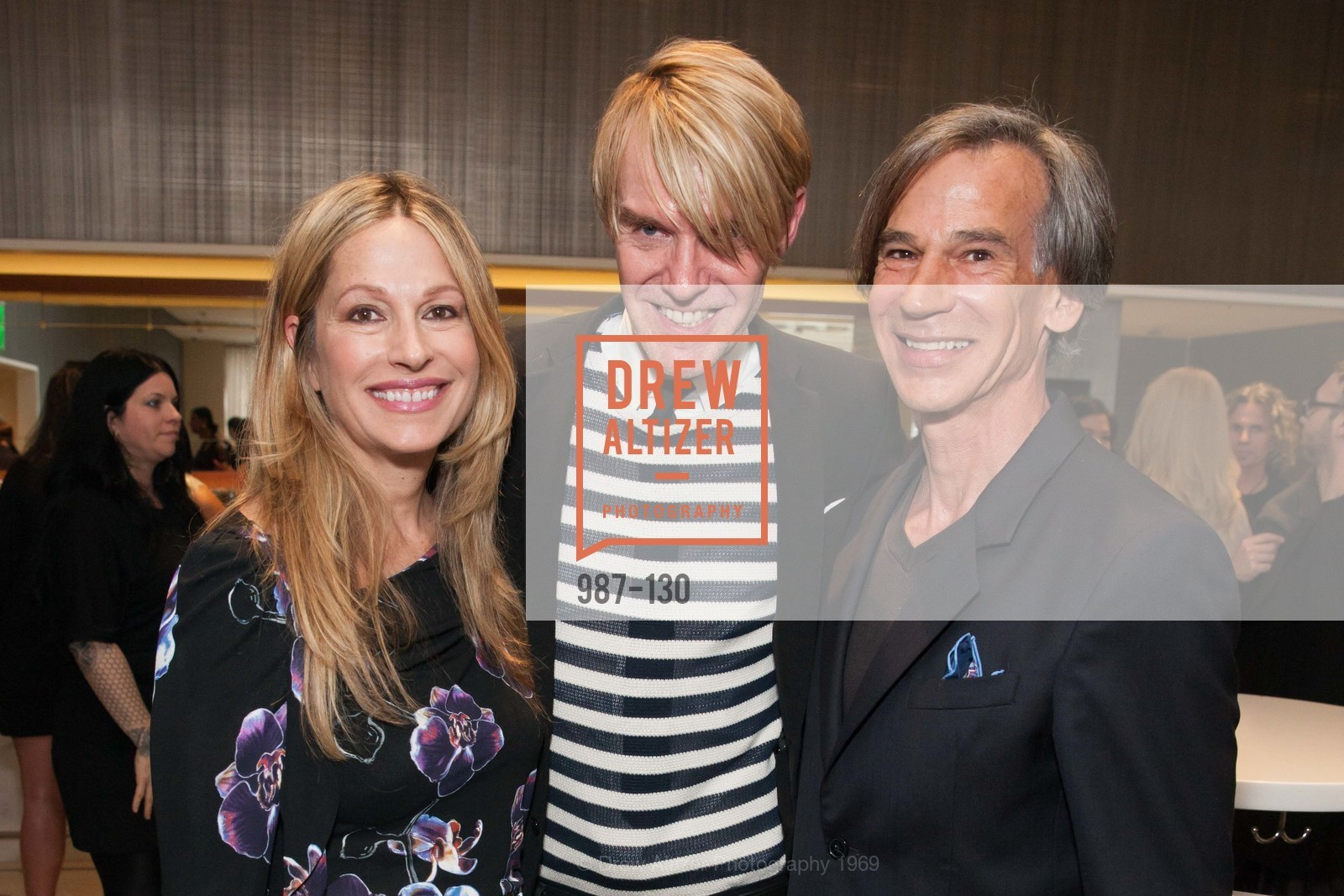 Carolyne Zinko, Ken Downing, Dan Dieguez, Electric Fashion Book Signing with Christine Suppes & Ken Downing, Neiman Marcus, Rotunda, May 26th, 2015,Drew Altizer, Drew Altizer Photography, full-service agency, private events, San Francisco photographer, photographer california
