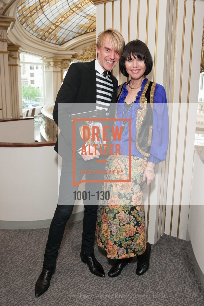 Ken Downing, Christine Suppes, Electric Fashion Book Signing with Christine Suppes & Ken Downing, Neiman Marcus, Rotunda, May 26th, 2015,Drew Altizer, Drew Altizer Photography, full-service agency, private events, San Francisco photographer, photographer california