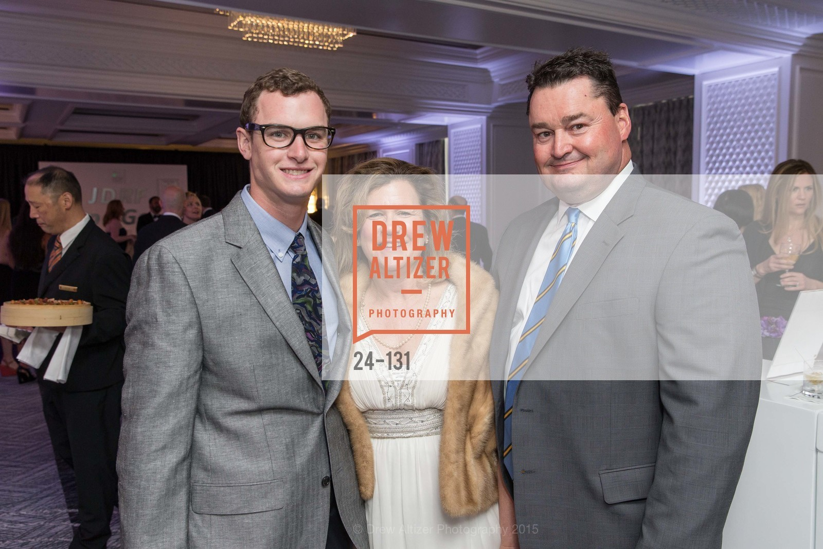 Conner Todd, Truitte Todd, Susie Todd, JUVENILE DIABETES RESEARCH FOUNDATION  Hope Gala, The Ritz-Carlton, May 29th, 2015,Drew Altizer, Drew Altizer Photography, full-service agency, private events, San Francisco photographer, photographer california