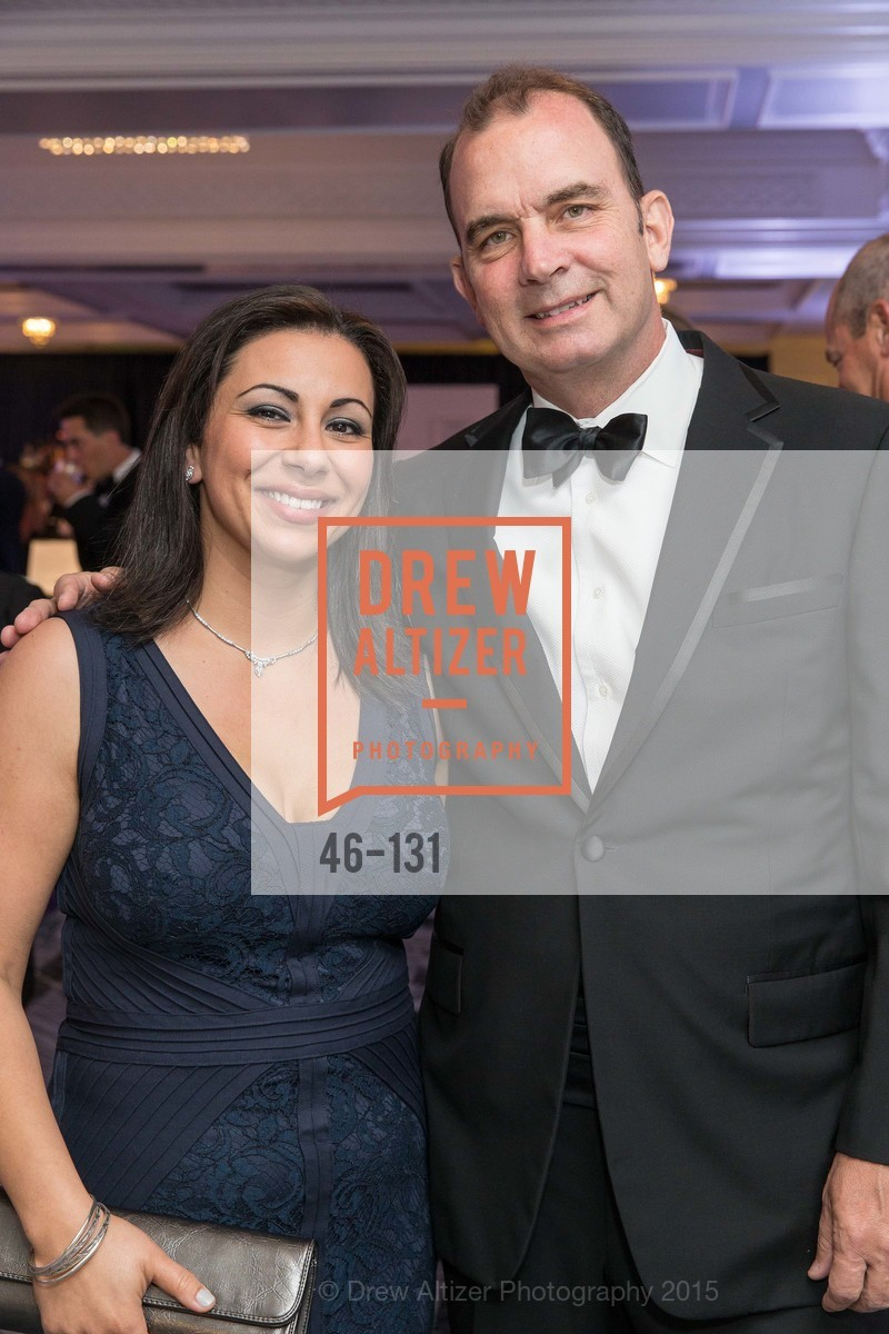 Magda Lara, John Shrewsberry, JUVENILE DIABETES RESEARCH FOUNDATION  Hope Gala, The Ritz-Carlton, May 29th, 2015