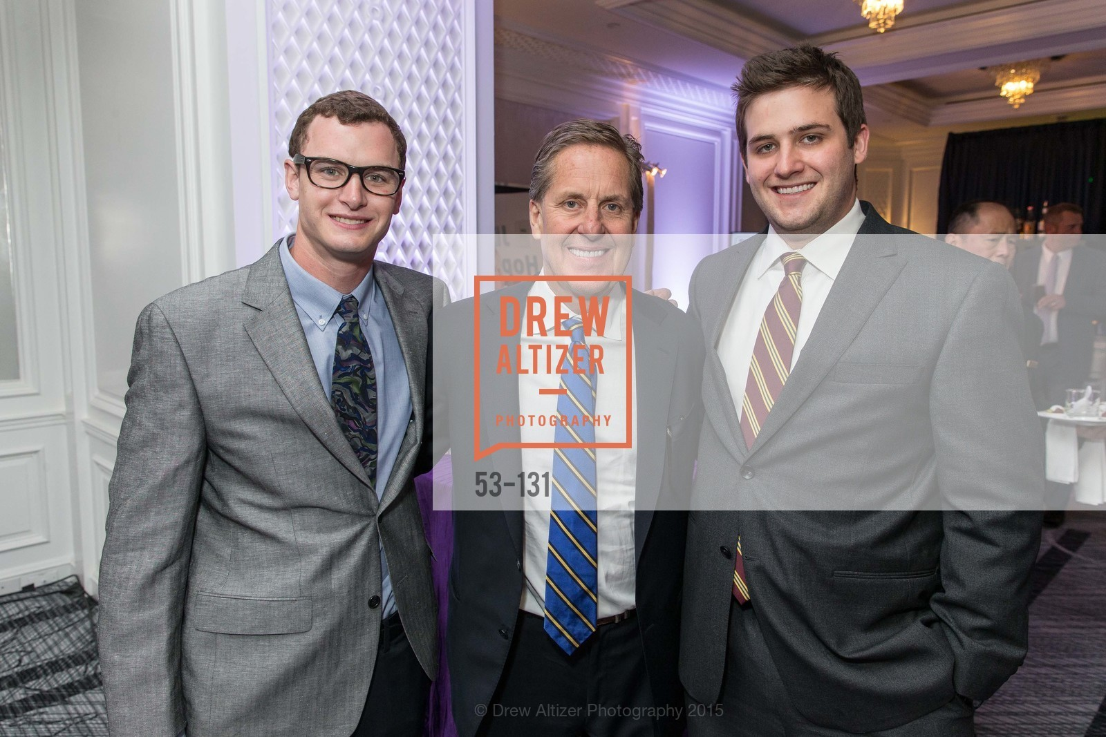 Conner Todd, Mark Tharp, Will Tharp, JUVENILE DIABETES RESEARCH FOUNDATION  Hope Gala, The Ritz-Carlton, May 29th, 2015,Drew Altizer, Drew Altizer Photography, full-service agency, private events, San Francisco photographer, photographer california